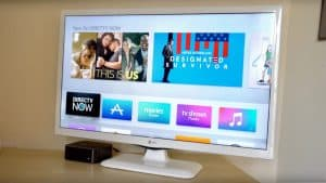 Apple Now Allows Bigger Apps and Games on Their Modern Console TV